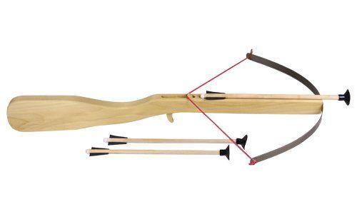 Armbrust aus Holz