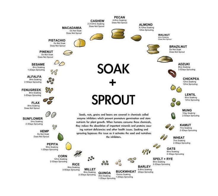 Soaking Guide