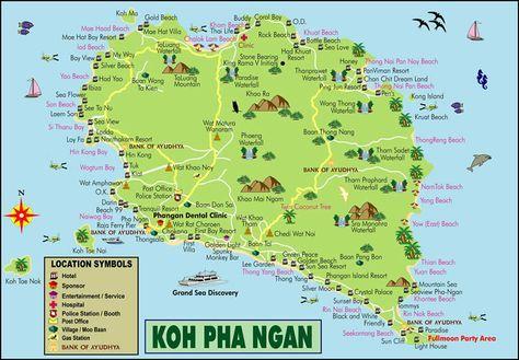 Au large de Koh Samui et au sud de Koh Tao, l'île de Koh Pha Ngan est un sanctuaire naturel, une véritable perle dans le Golfe de Siam grâce à ses plages, son eau cristalline et la richesse de sa faune et sa flore. Loin d'être minuscule, cette île paradisiaque mesure 125 km². Que l'on y...