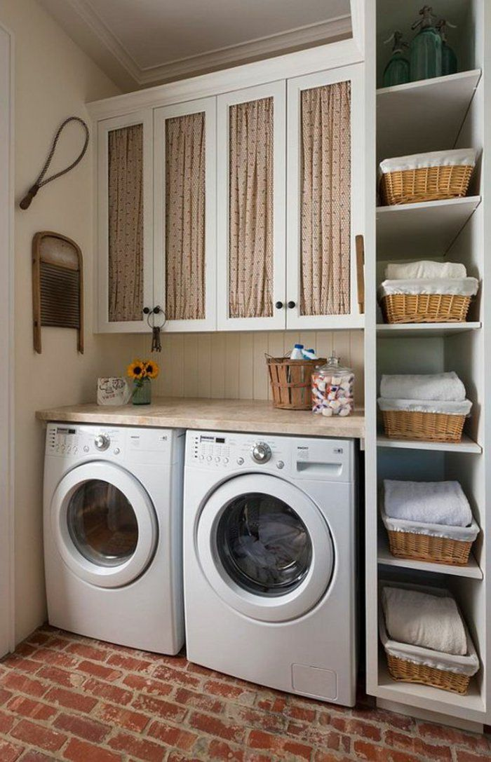 les 25 meilleures id es concernant placard de lave linge s chant sur pinterest organisation. Black Bedroom Furniture Sets. Home Design Ideas