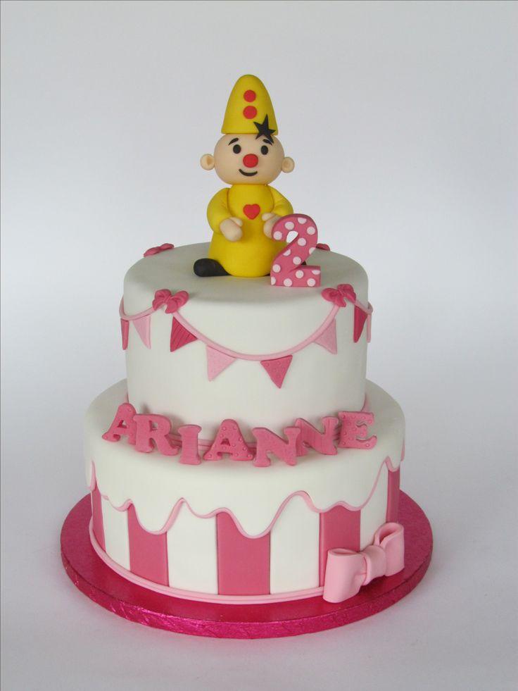 Bumba brithday cake girl by Liesjes Lekkernijen