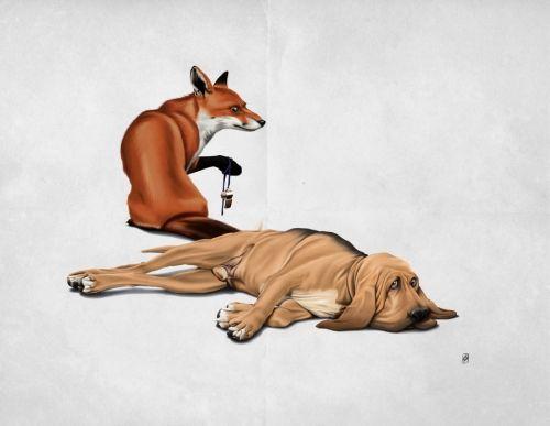 Not So (Wordless) art | decor | wall art | inspiration | animals | home decor | idea | humor | gifts
