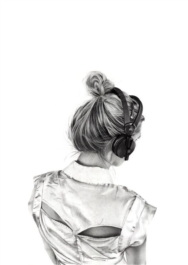 Днем рождения, прикольные картинки на аву для девушек со спины графика