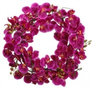 Πρωτομαγιάτικα στεφάνια με φρέσκα λουλούδια | Small Things