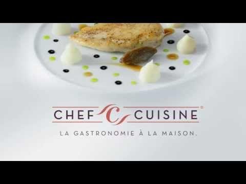 Découvrez le concept ChefCuisine #ChefCuisine #MonChefCuisine #gastronomiealamaison #gastronomie #AnneSophiePic #food #cordonbleu #french #chef #foodie