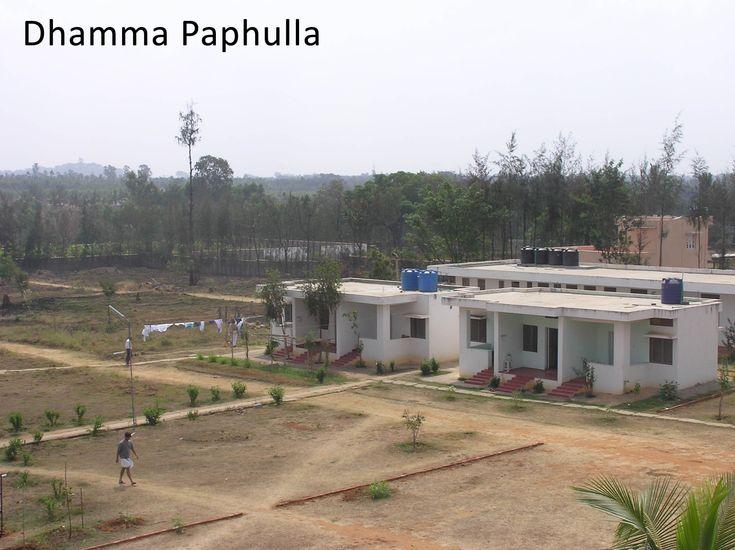 Dhamma Paphulla: Vipassana Meditation Centre