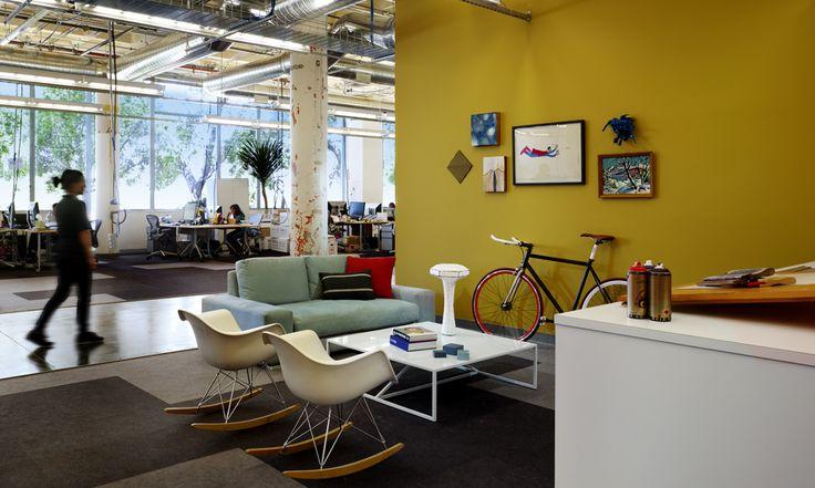 Facebook, Palo Alto, CA. Studio O+A