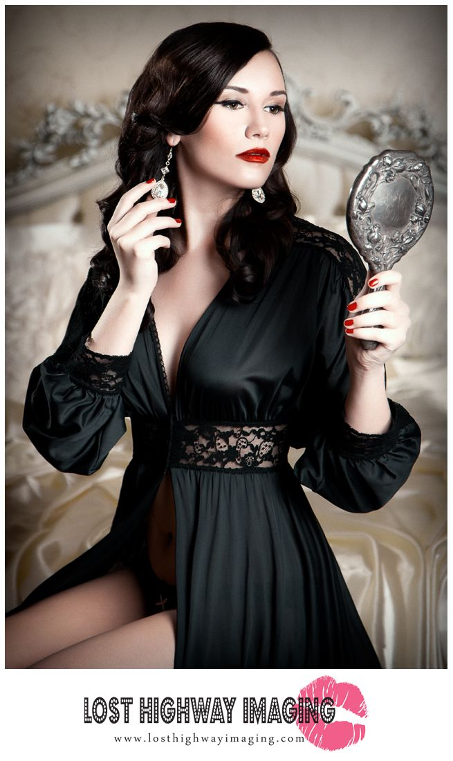 Old Hollywood Glamour Photography by Connecticut Boudoir ...