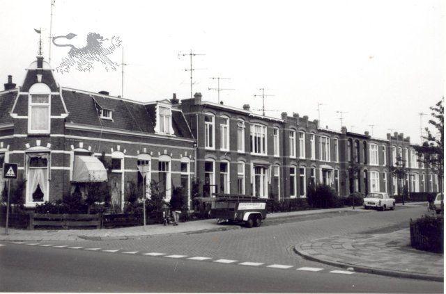de claes bockes balckstraat 1975 Historisch Centrum Leeuwarden - Beeldbank Leeuwarden