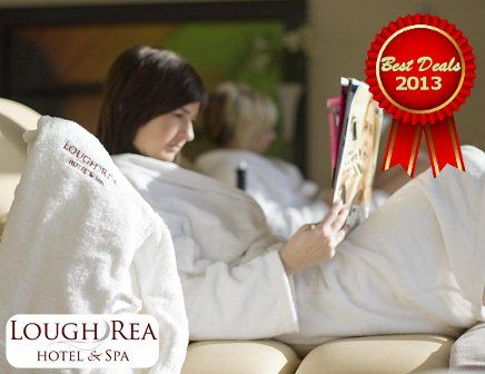 Spa Escape at Lough Rea Hotel with Thermal Spa Experience and Lunch.