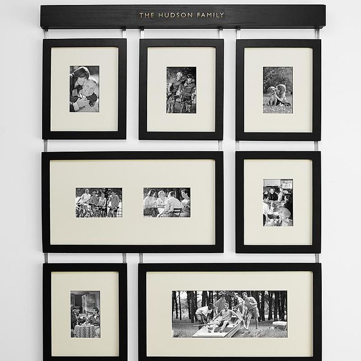 78 Images About Hanging Photos Wall Art Ideas On