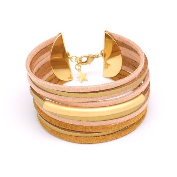Bracelet Gold | Perles Corner