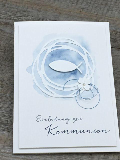 Einladung zur Kommunion..