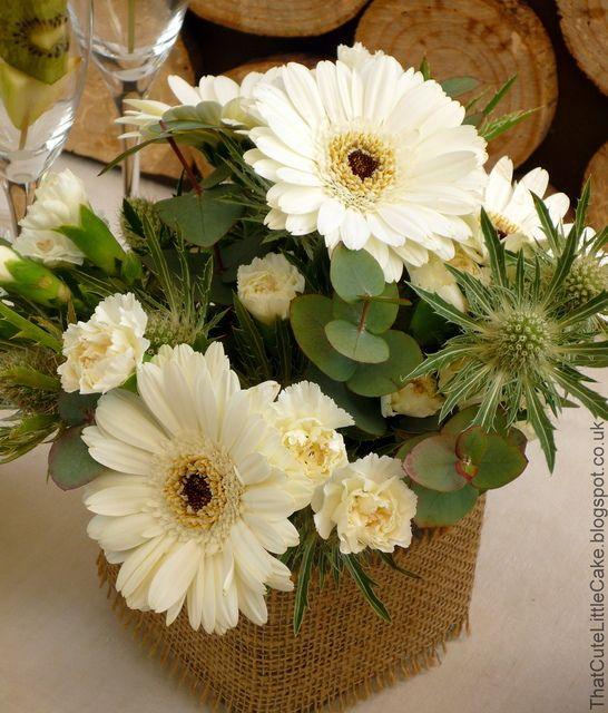 nice floral arrangements