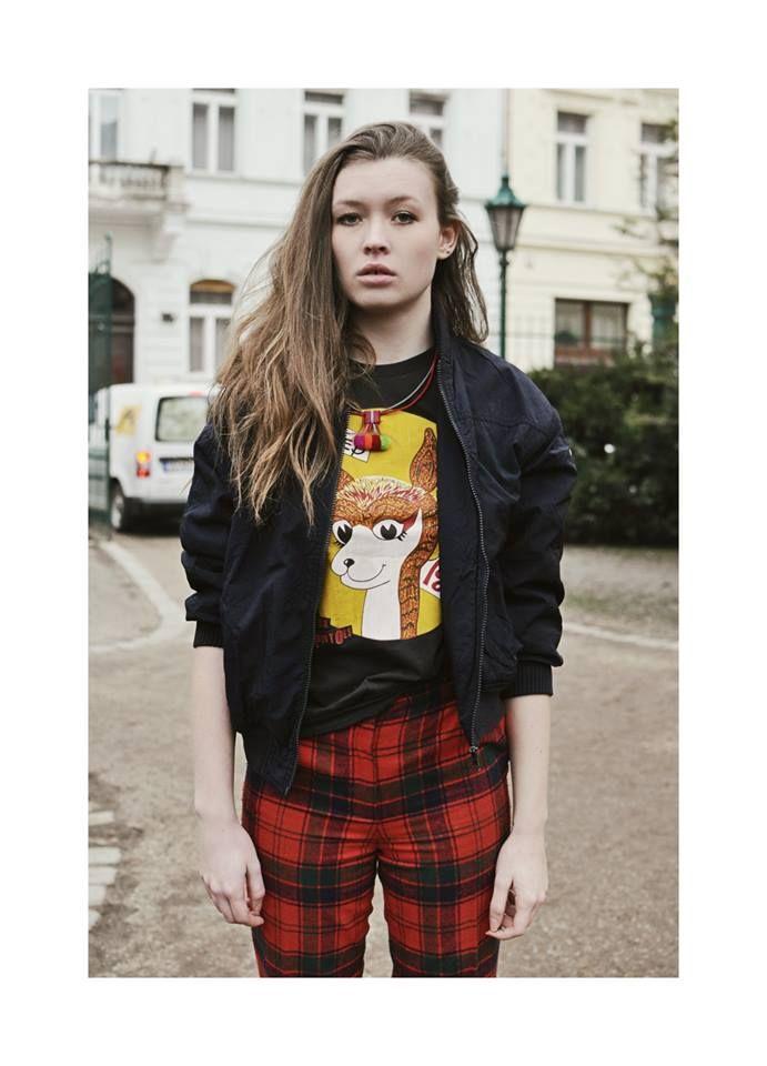 #spring #shooting #punk #girl #model