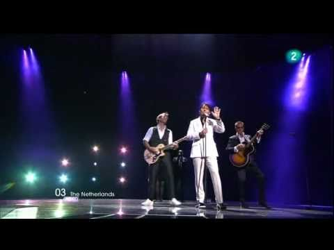 HQ Eurovision 2011 The Netherlands: 3JS - Never Alone (Semi-final 2)
