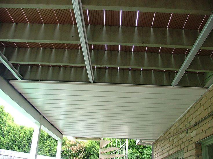 waterproof under deck with underdeck - Patio Ideas Under Deck