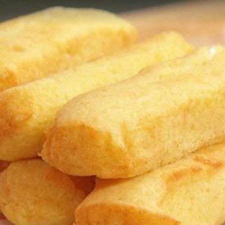 "Buddy Valastro's Homemade ""Twinkie"" Cakes Recipe | Key Ingredient (Homemade Cake Recipes)"