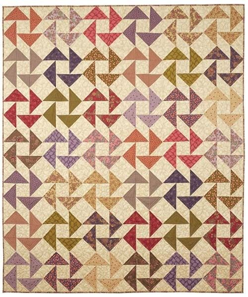 Which Way Now Quilt Kit | Keepsake Quilting