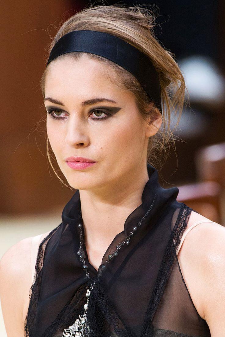 Chanel   - HarpersBAZAAR.com #Fall2015 #makeup #trends