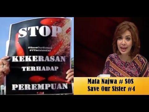 Mata Najwa Terbaru 18 Mei 2015 #SOS Save Our Sister Part 4