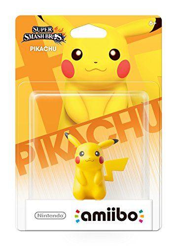 Nintendo Amiibo - Pikachu - Wii U Pikachu Edition Nintendo http://www.amazon.ca/dp/B00N4ABSLS/ref=cm_sw_r_pi_dp_Bxjcub0MQ2ZS5