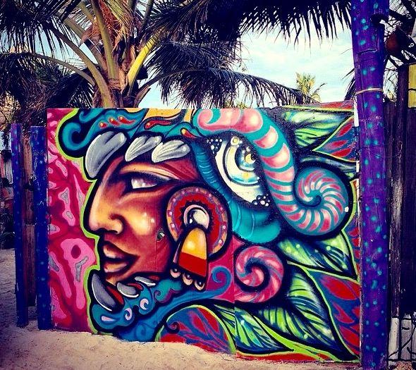58 mejores im genes de murales y graffitis en pinterest for Graffitis y murales callejeros