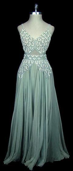 1930s art deco dress