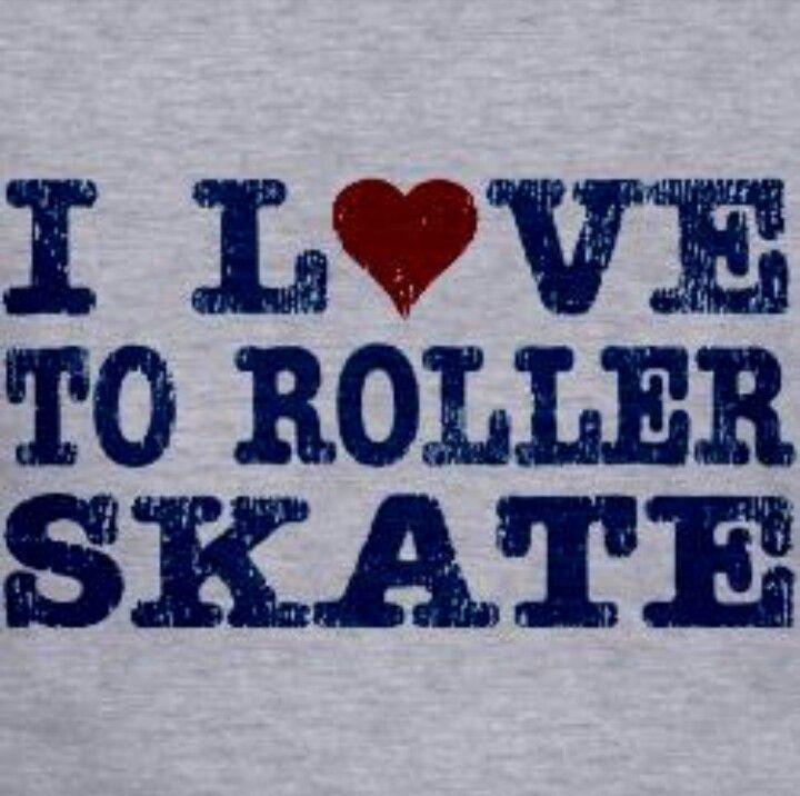SKATE~♥ to roller skate