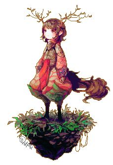 Pixel Art 1? by keerou on @DeviantArt