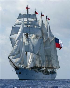 Chile's esmeralda