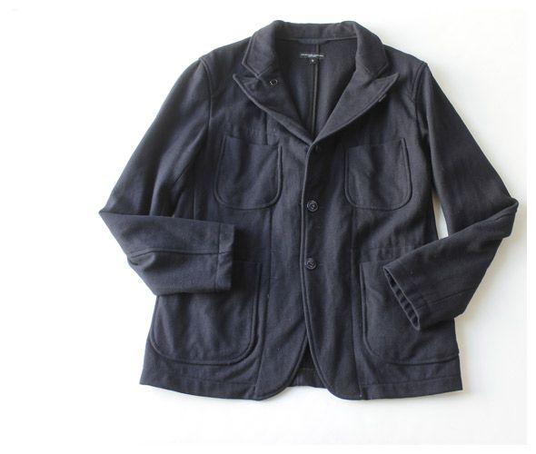 [Engineered Garments] Bedford Jacket - 20oz Melton