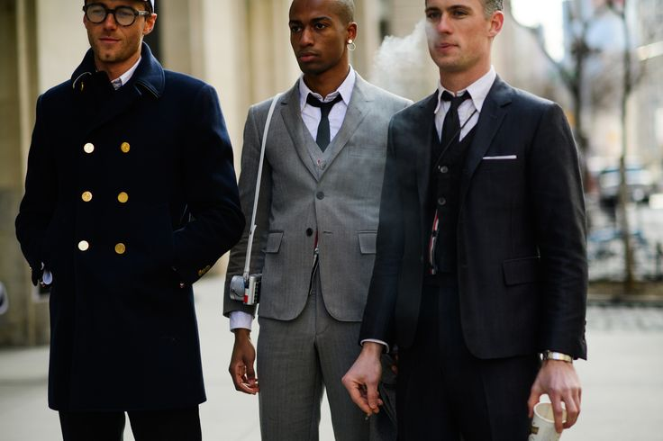 The Best Street Style From Men's Fashion Week in NYC
