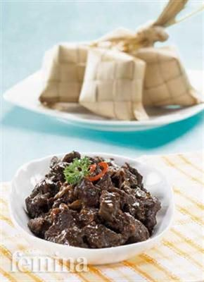 Semur Daging (Beef Stew with kecap manis)