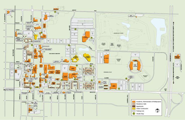 BGSU Firelands Campus Visit