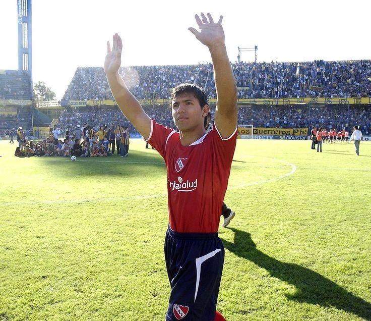 Sergio Kun Aguero - Independiente