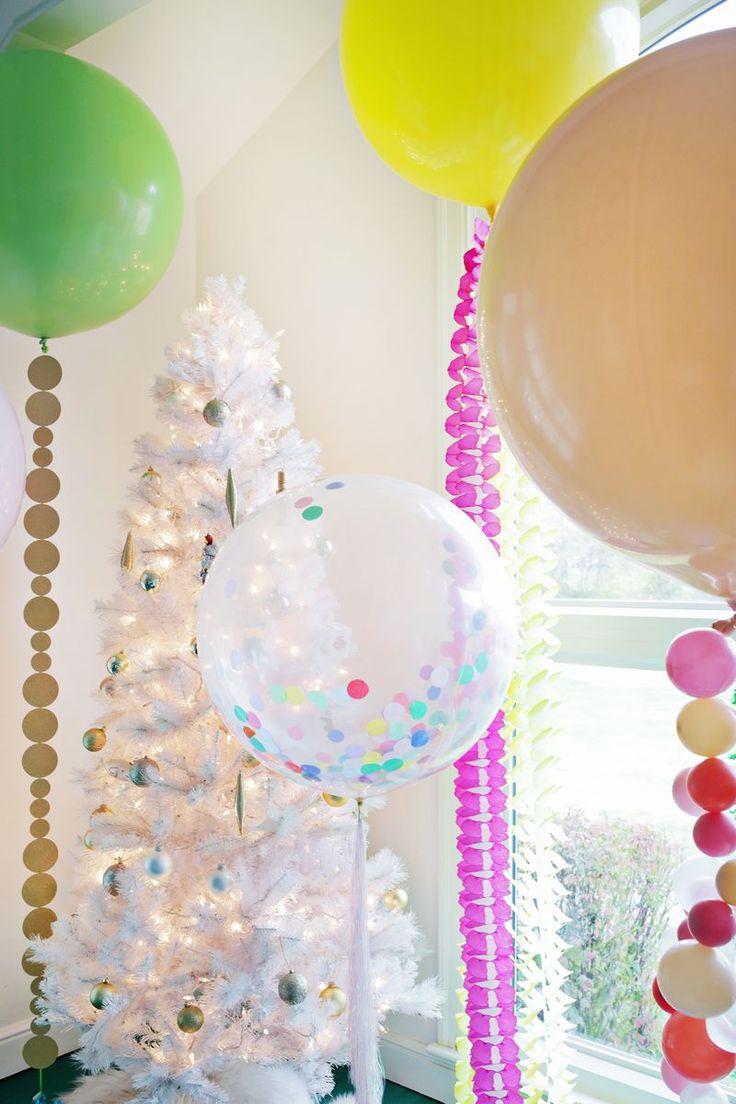5 ideas para decorar globos gigantes-vía-AHDO10