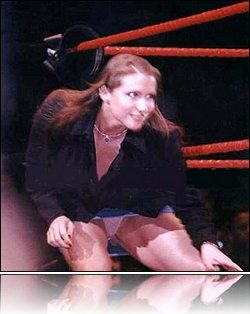 Proving the apple doesn't fall far from the tree, Stephanie McMahon has transformed herself into one of the most powerful personalities in sports-entertainment. With an intoxicating combination of brains and beauty, she demands nothing short of excellence. Stephanie McMahon Photos See More Stephanie McMahon Photos ▸ Stephanie McMahon on PWPIX.net, your go-to source for the …