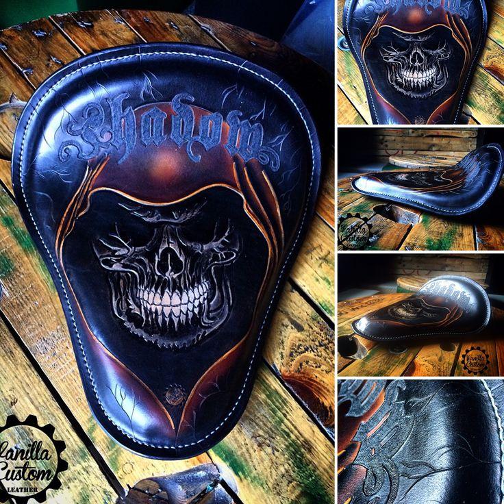 Vanilla Custom Leather#VCL#handmade#leather