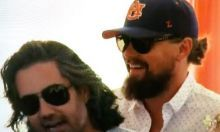 VIDEO: Leonardo DiCaprio showed up to a Coachella pool party in his Auburn hat | The War Eagle Reader