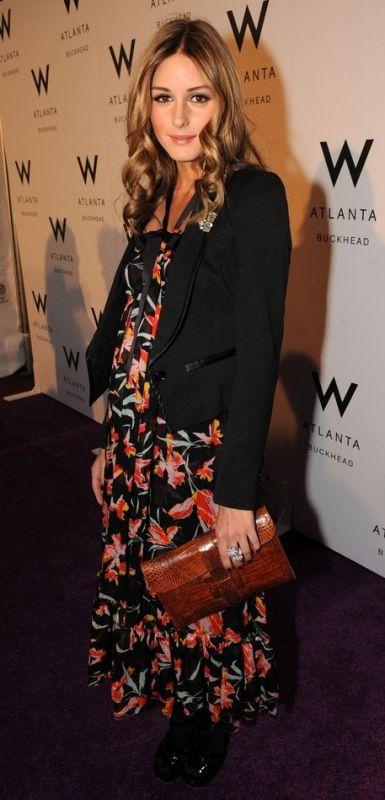 Dress - Diane von Furstenberg dress in Tulip Secret Black, Jacket – Armani Exchange Satin Trim Tuxedo jacket