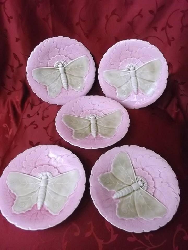 Schütz Cilli majolika tányérok