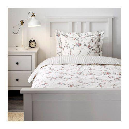 sten rt housse de couette et taie fleur ikea pinterest couettes ikea et housses de couette. Black Bedroom Furniture Sets. Home Design Ideas
