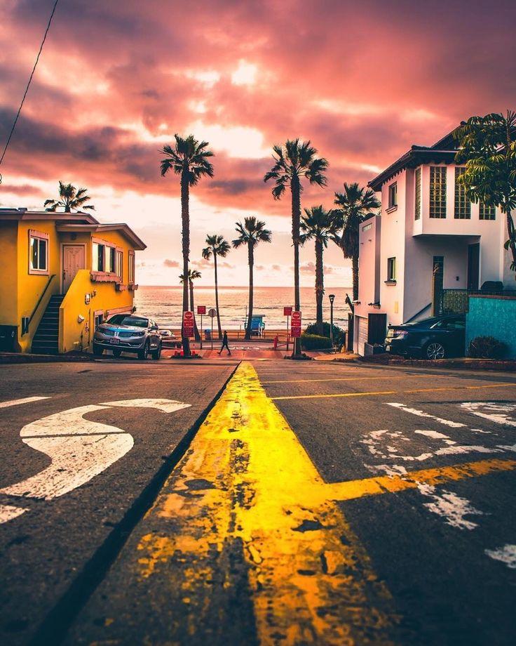 Manhattan Beach California by @kmuns_ by CaliforniaFeelings.com california cali LA CA SF SanDiego