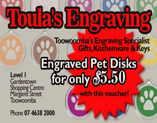 engraving service special offer