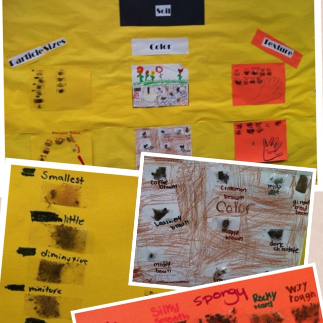 360 best images about science earth systems structures for Soil 4th grade