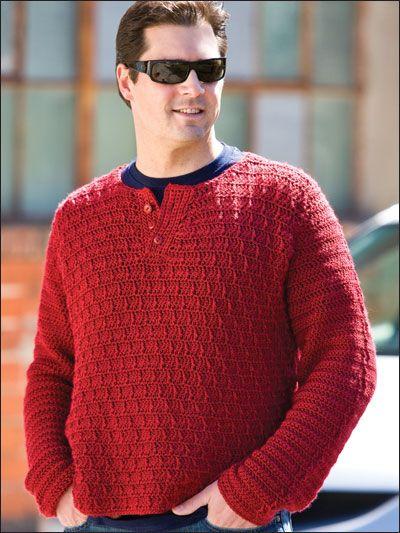 Best 155 Crochet For Men images on Pinterest | Crocheting patterns ...