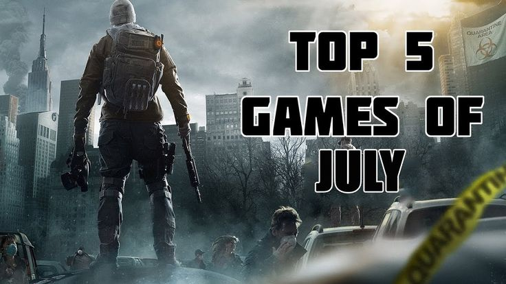 Top 5 Android Games in July 2017