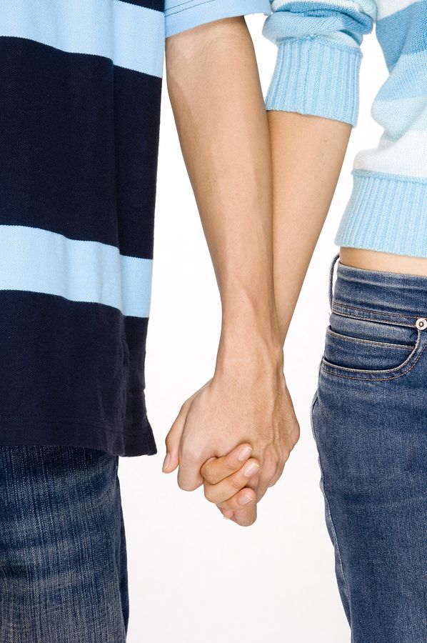 Remember the cool girls who were the first to have a boyfriend? It didn't help them. (BigStock)