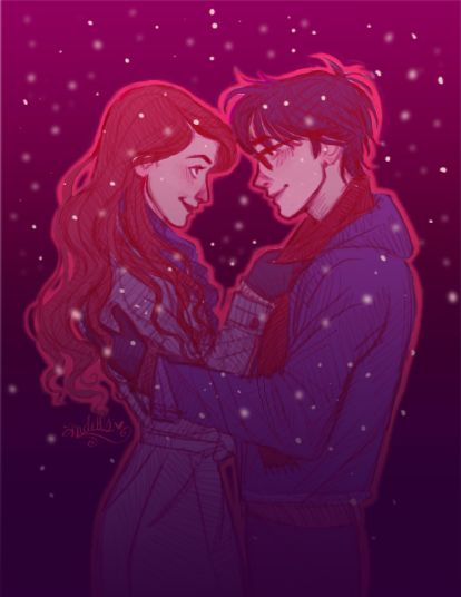 James and Lily by andells.tumblr.com